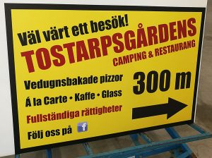 tostarpsgårdens camping