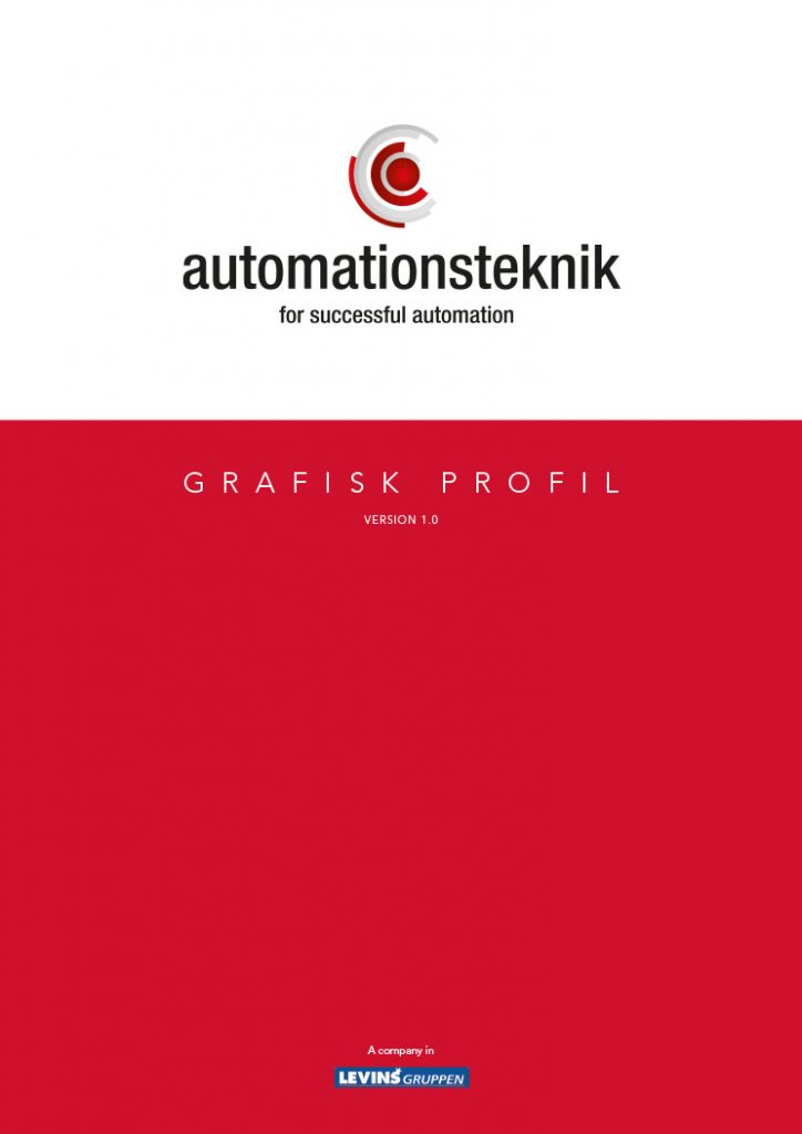 grafisk profil automationsteknik graphoteket